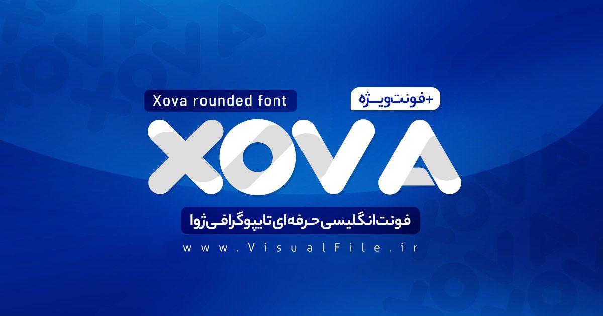 Xova Font