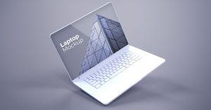 موکاپ لپ تاپ سری جدید