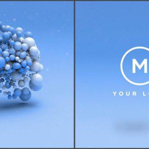 پروژه آماده پریمیر : لوگو موشن Spheres Logo