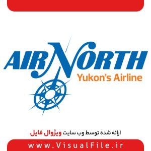لوگو شرکت هواپیمایی ایر شمال