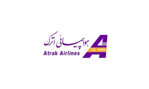 ارم شرکت هواپیماییAtrakair