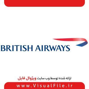 لوگو شرکت هواپیمایی بریتیش ایرویز